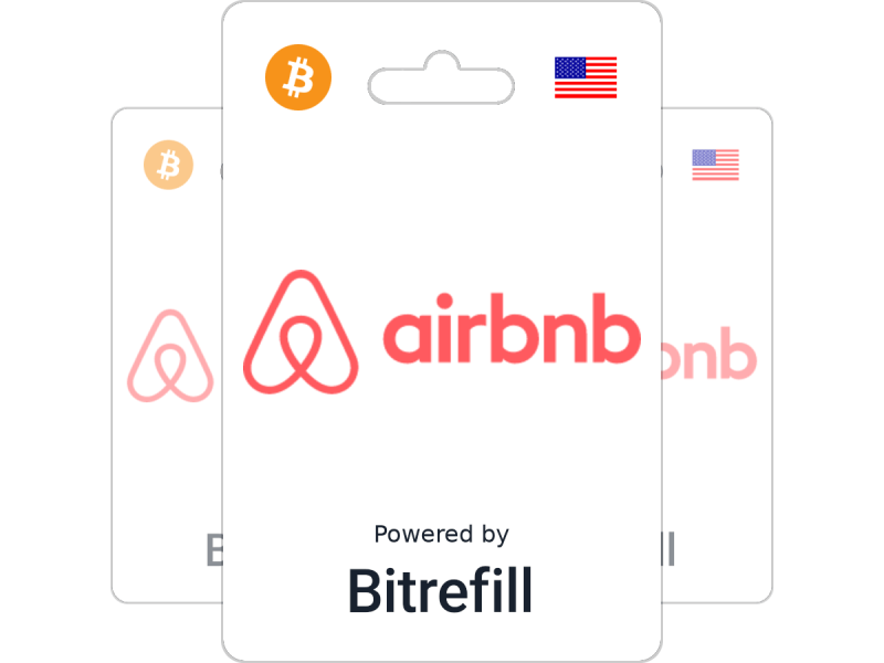 Bitrefill ahora te permite comprar cupones de Airbnb usando criptomonedas