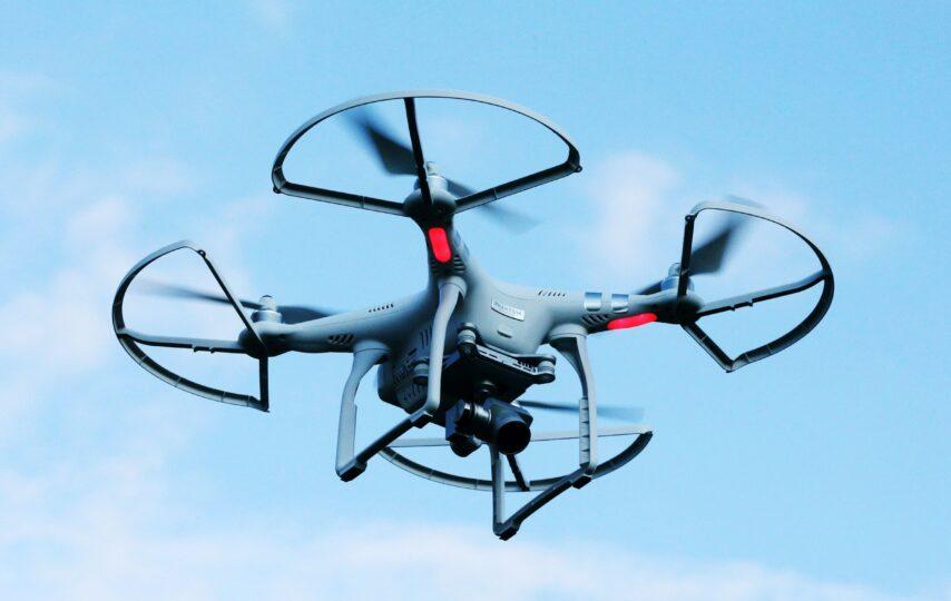 Drones y blockchain
