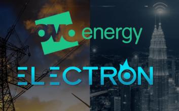 OVO realiza inversión en Electron Blockchain