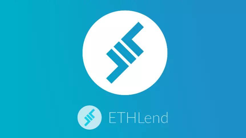 ETHlend - una plataforma de prestamos tokenizada