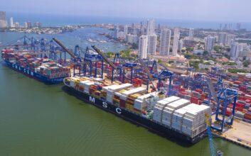 Puerto Cartagena España