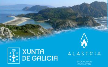 Xunta de Galicia y Alastria se unen para llevar la blockchain a la gestión pública española