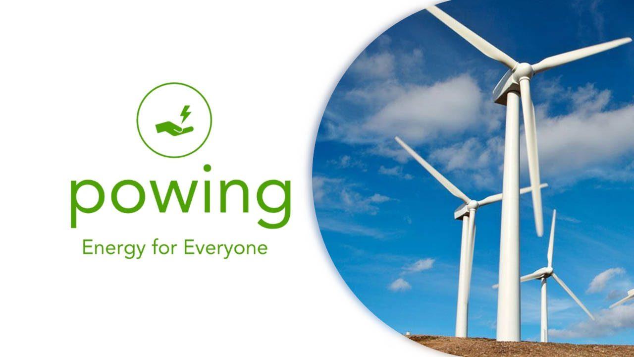 Powing Logo