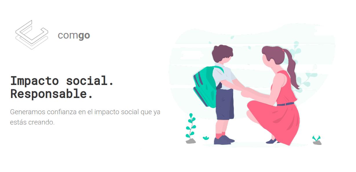 Comgo - Impacto social responsable