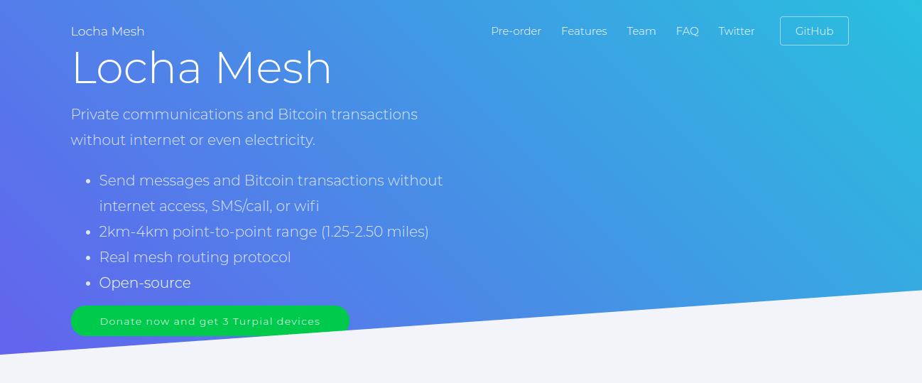 locha-mesh