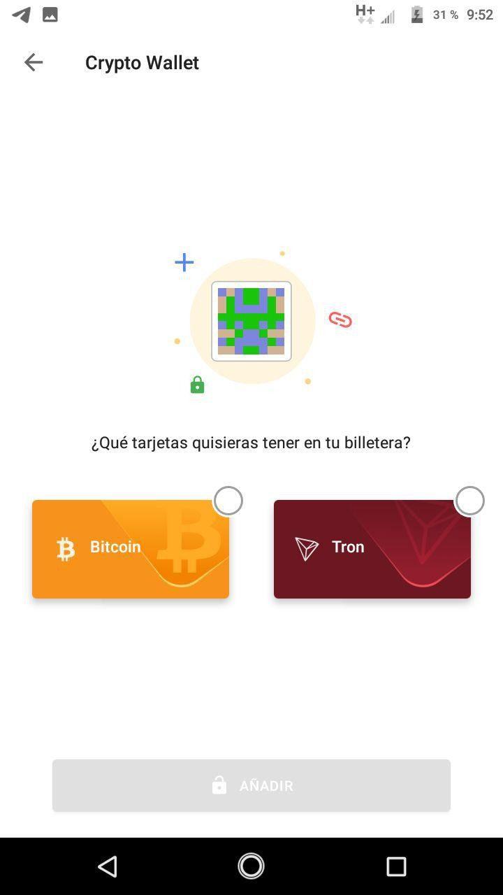 BTC y TRON los nuevos tokens soportados por Opera
