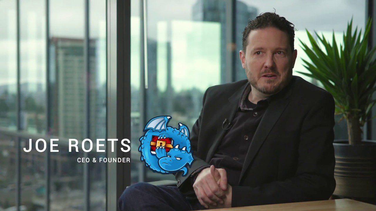 Roets el CEO de DragonChain