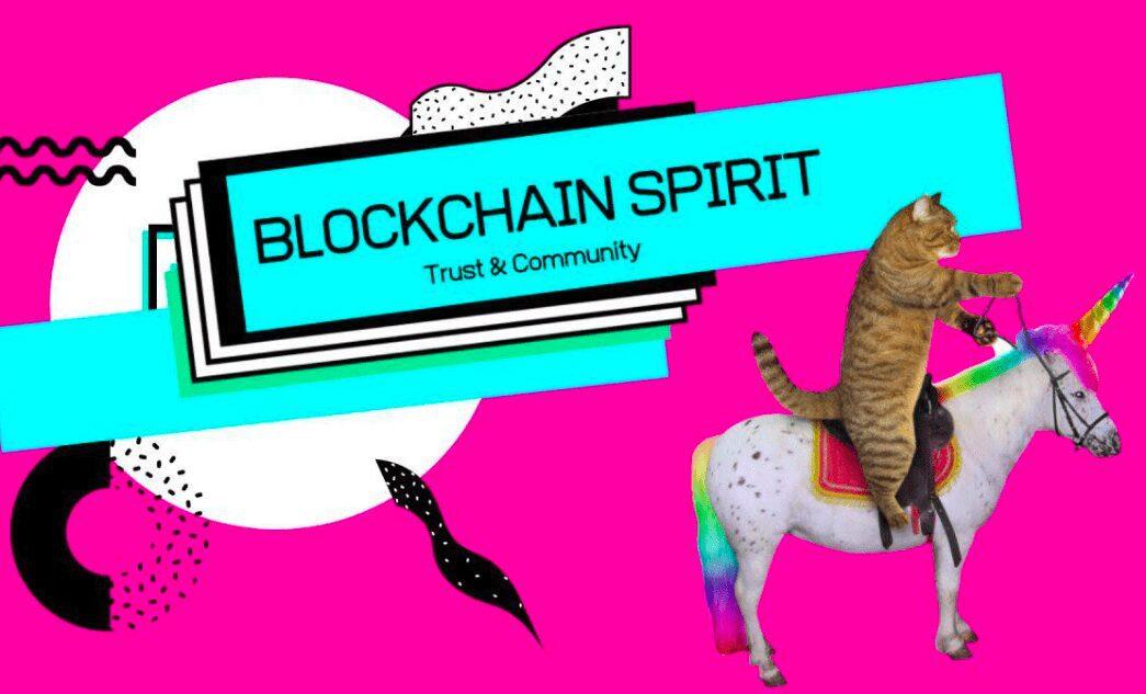 Blockchain Spirit barcelona