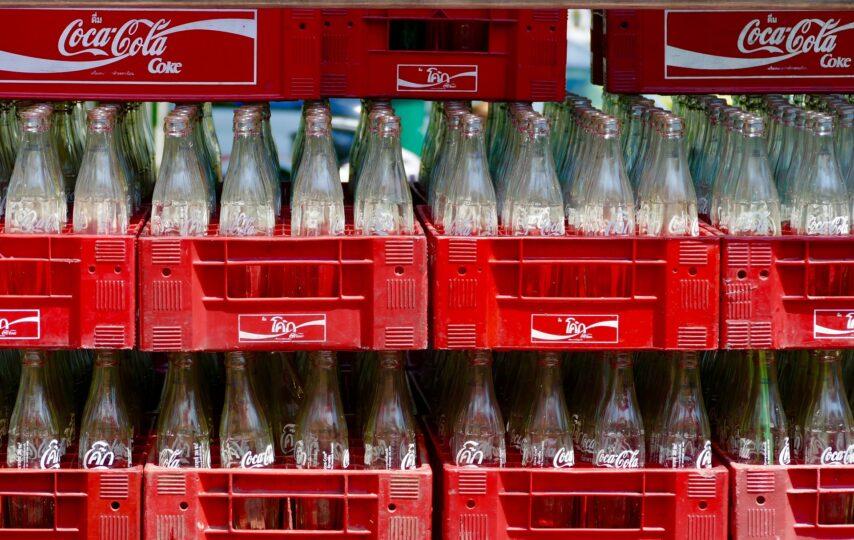 Bitcoin llega a Coca-Cola
