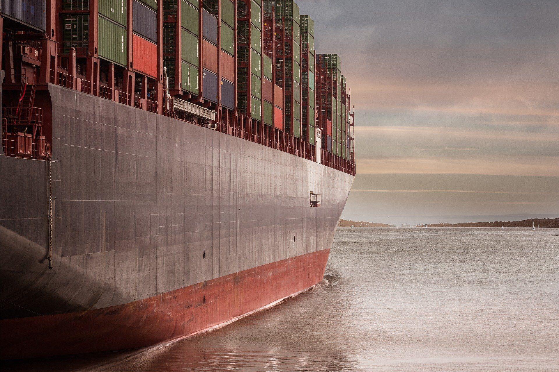 Plataformas logísticas blockchain para contenedores