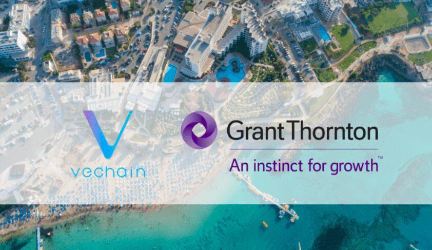 Grant Thornton y VeChain