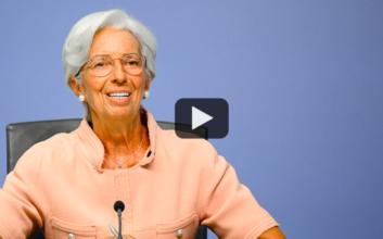 Christine Lagarde euro digital