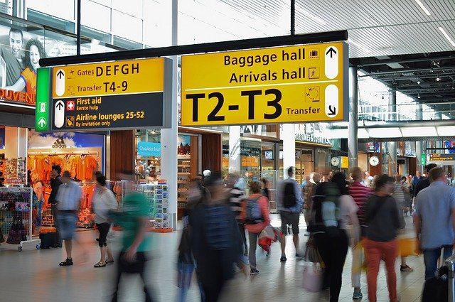 travel pass blockchain
