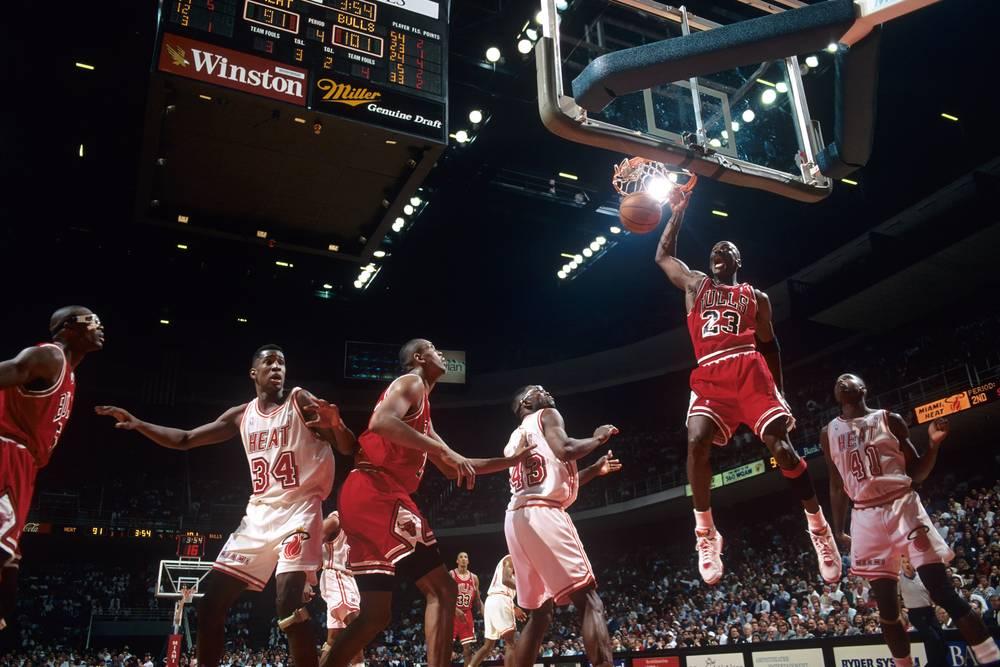 Michael Jordan es uno de los inversores más destacados de la ronda de financiamiento de la NBA Top Shot para su mercado de NFTs