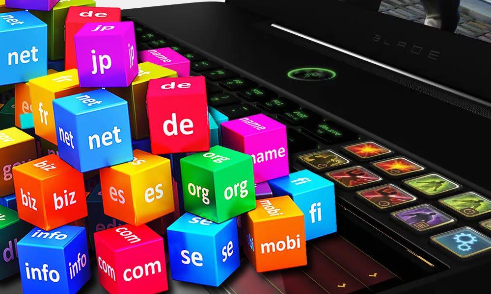 dominio game nft