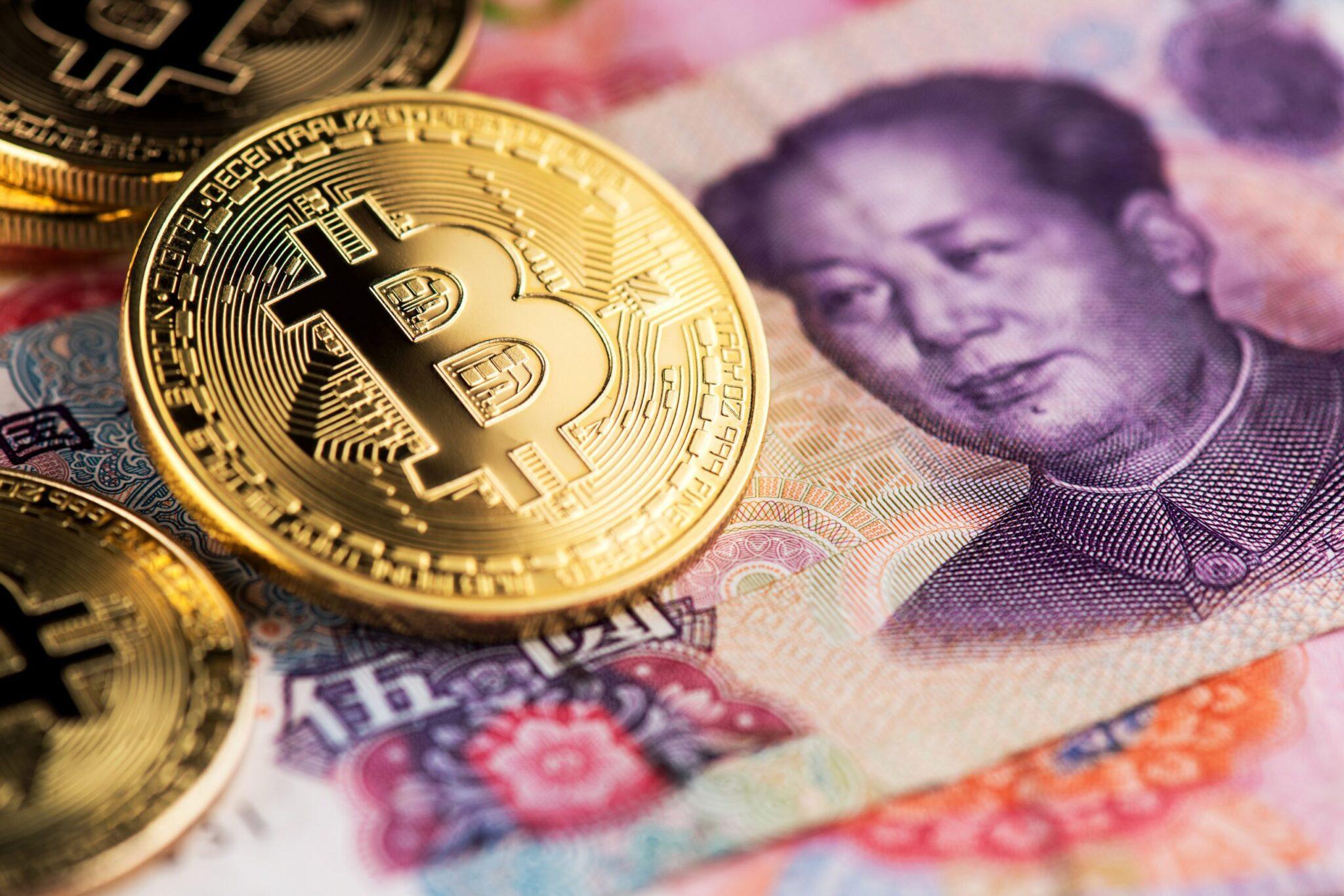 China Hong Kong Bitcoin