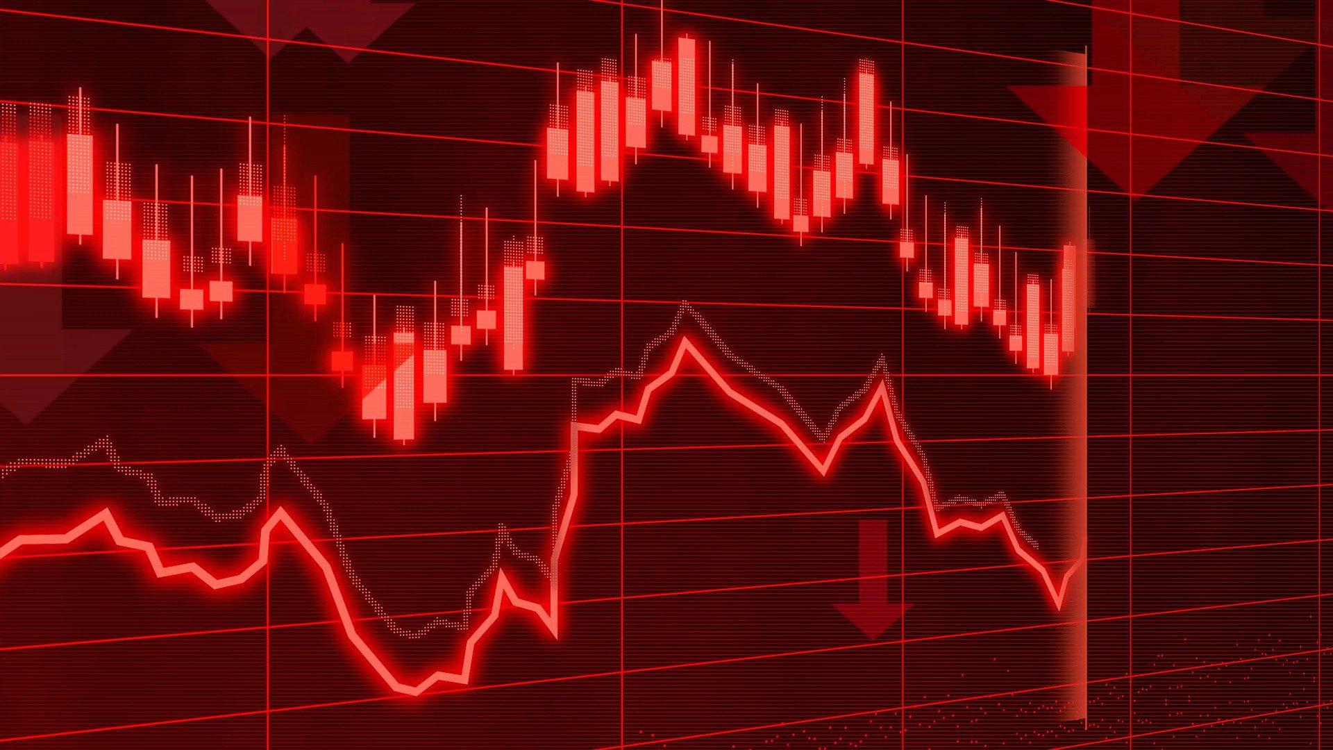 Precio bitcoin cae -35%