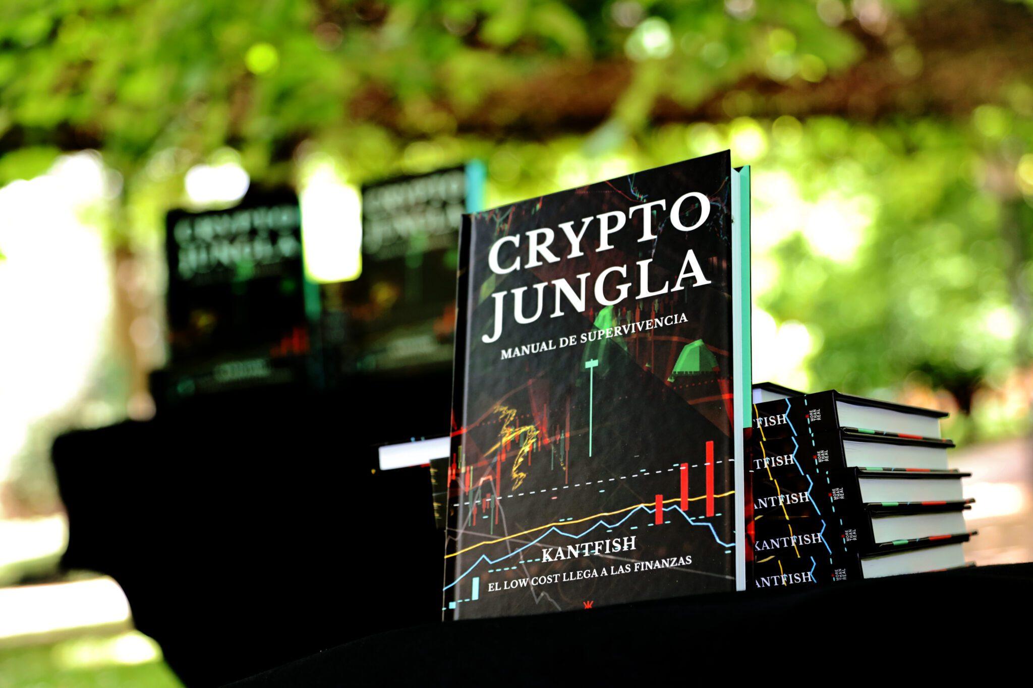 Crypto Jungla libro NFTs