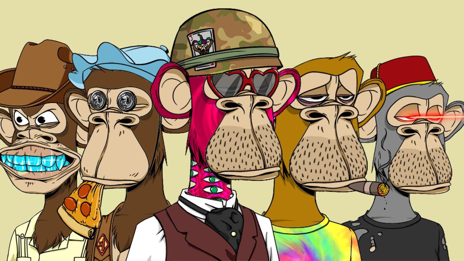 monos mutantes