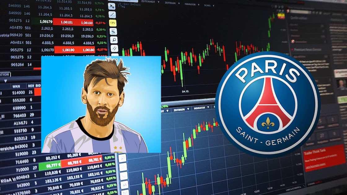 PSG Messi Token