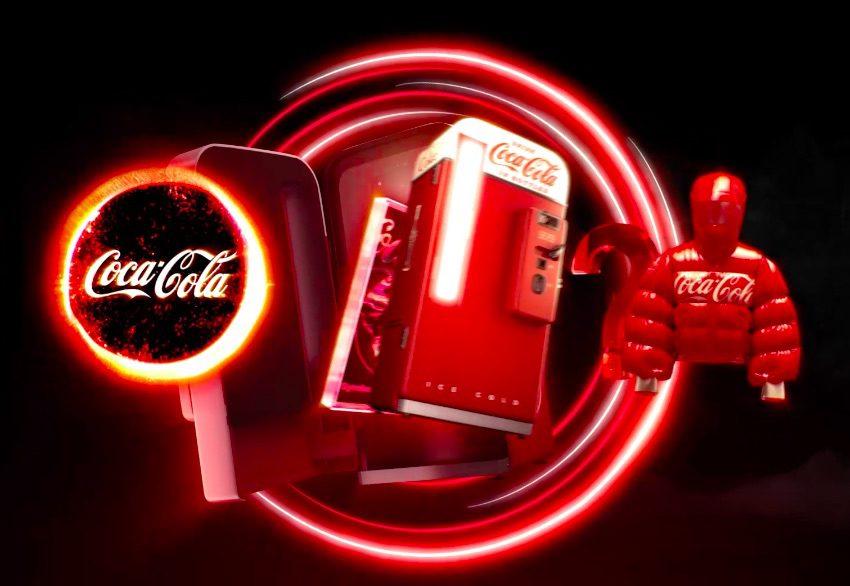 Coca-Cola NFTs