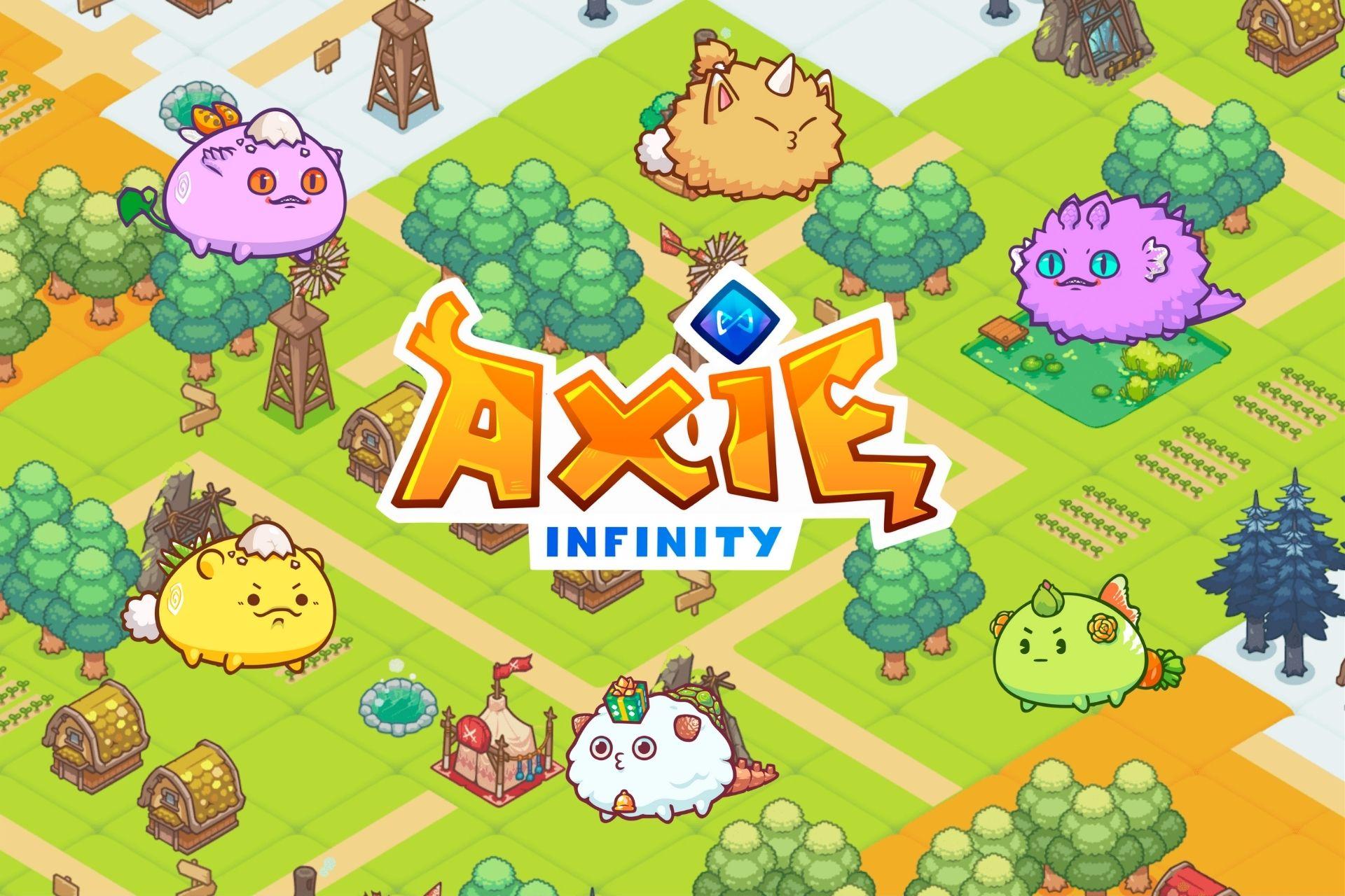 AXS se mantiene estático cuando Axie Infinity supera los 1,5 millones de usuarios al día