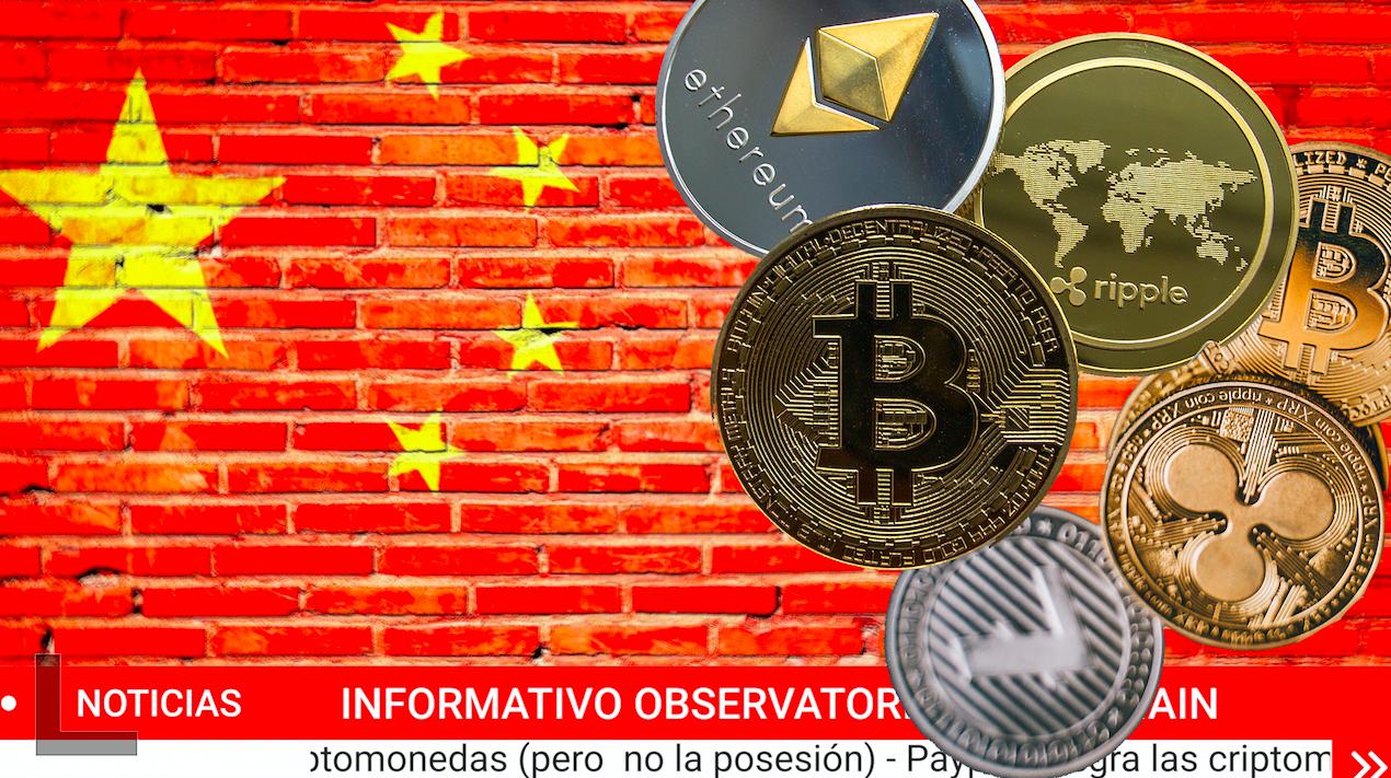 Informativo: China prohíbe las criptomonedas y Twitter acepta pagos con bitcoin