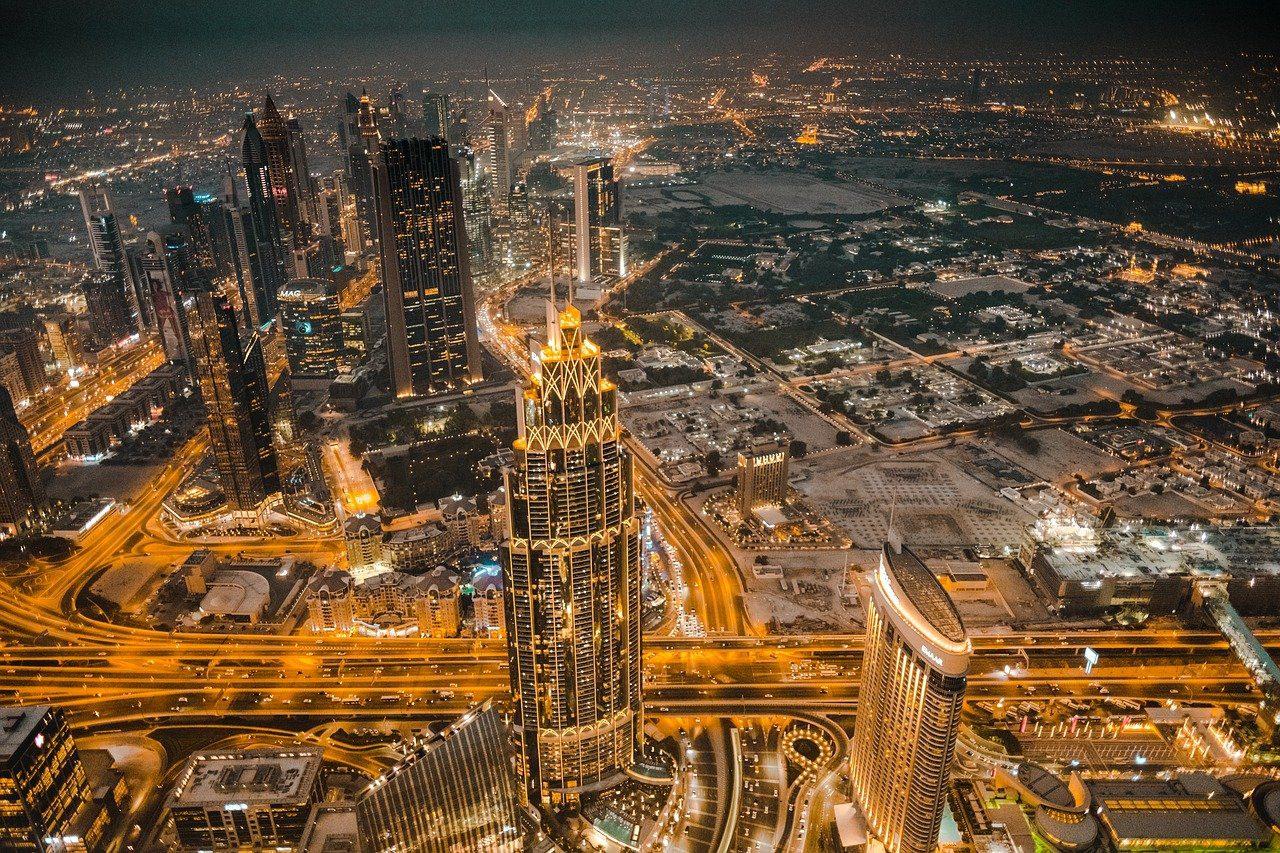 Dubai criptomonedas