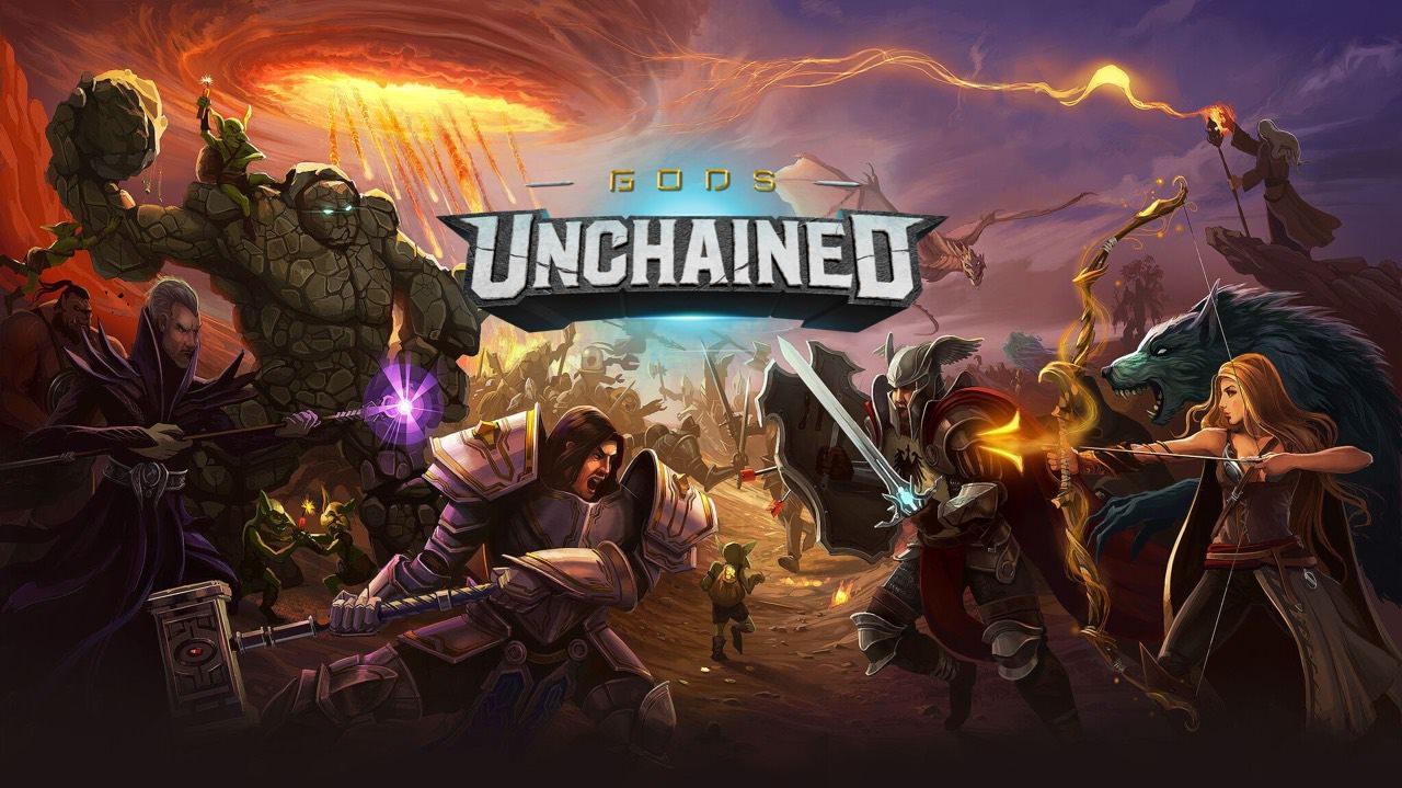 Qué es Gods Unchained cómo