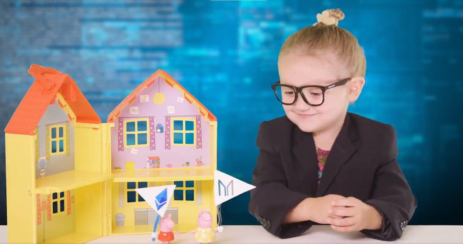 Lily Knight, la niña de 3 años que educa sobre Bitcoin, también explica Ethereum